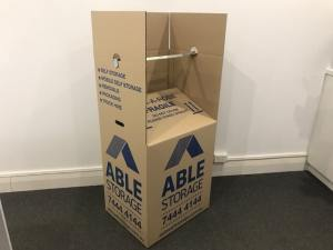 Able Self Storage Pre Packing, Able Self Storage Pre Packing