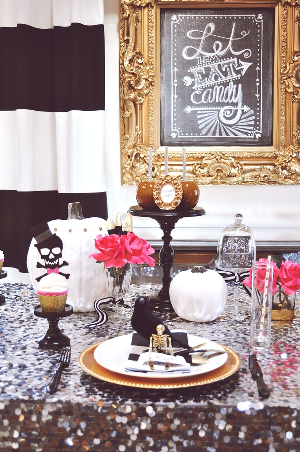 Halloween Decorating with House Of Creative Designs
