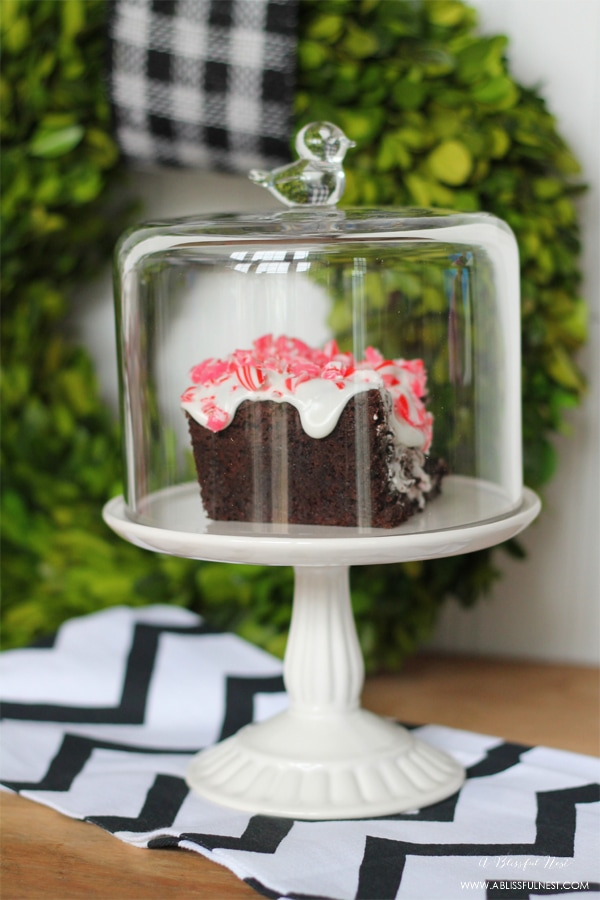 The Best Brownie Recipe by A Blissful Nest