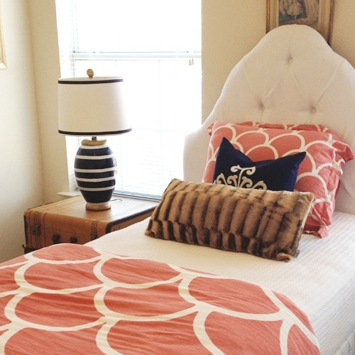 Guest Bedroom Refresh With Vera Bradley Bedding Collection