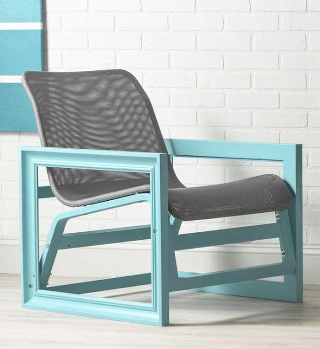 IKEA Hack Photo Frame Chair