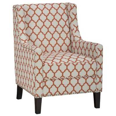 Adore The Pattern On This Accent Chair! 25 Of The Best Affordable Accent  Chairs On