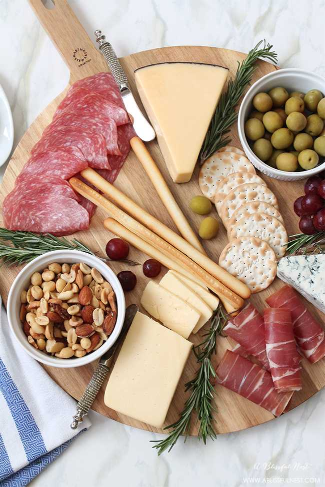 the perfect meat and cheese tray 25 best appetizers to serve