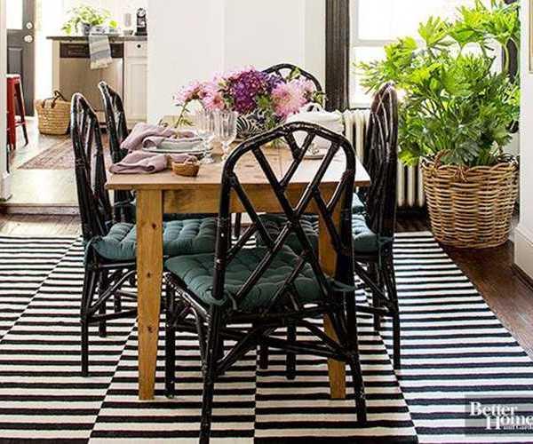 Design Details Uncovered – Bold & Modern Dining Room