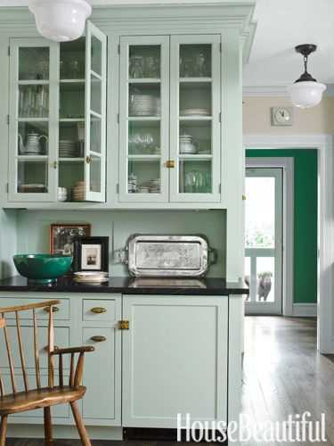 Decorating With Green A Blissful Nest