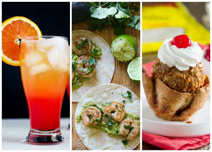 Cinco De Mayo Food And Drink Ideas A Blissful Nest