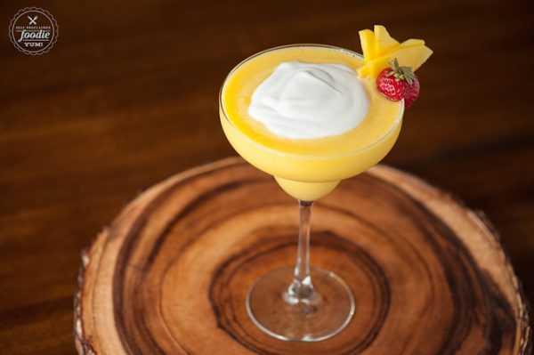Mango Coconut Daiquiri, 20 Best Summer Cocktails