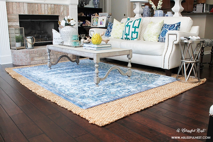 it s time for a change show some designer flare and learn how to layer rugs