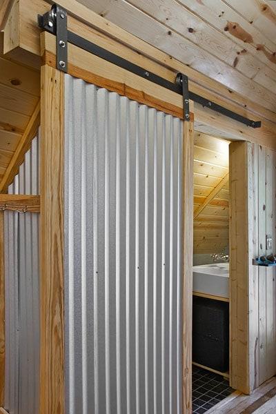 Tiny Attic Studio Apartment Pins, 20 Sliding Barn Door Ideas