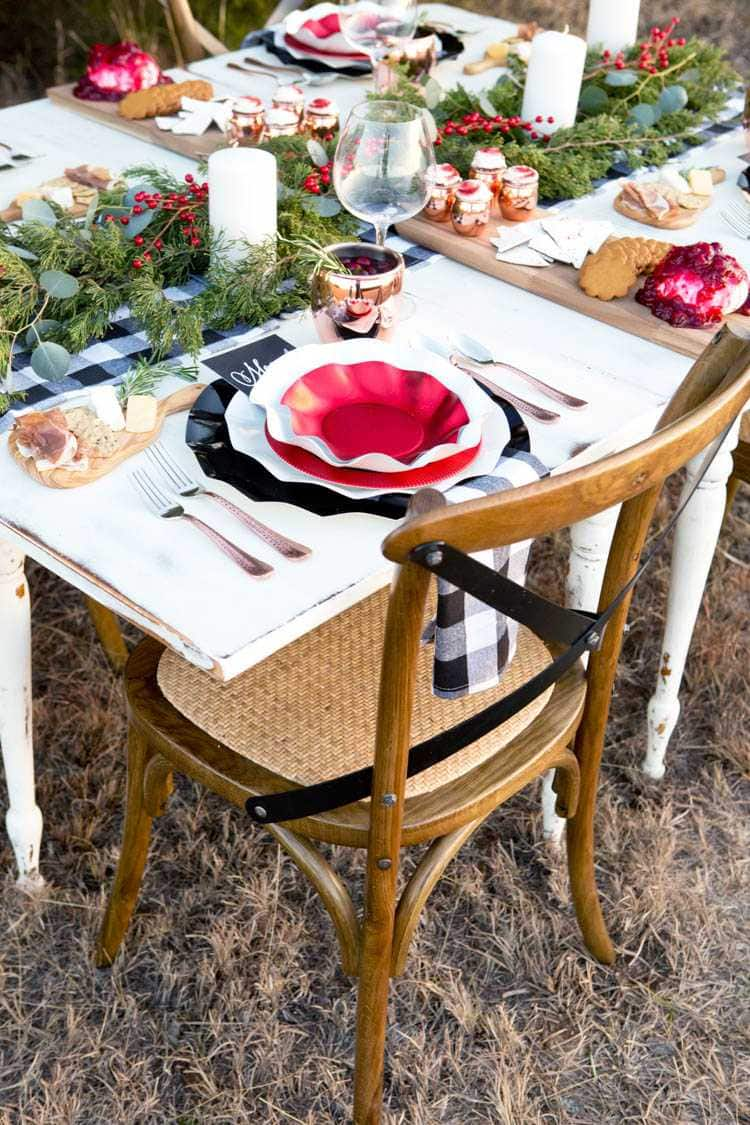 Favorite Things Holiday Dinner Party By Lillian Hope Designs
