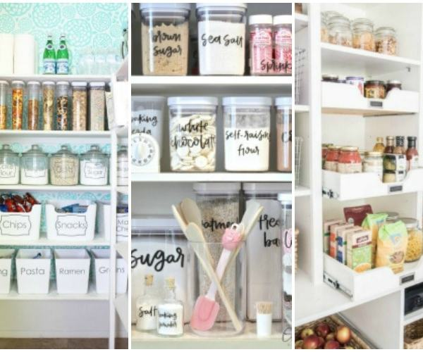 15 Amazing Pantry Organization Ideas
