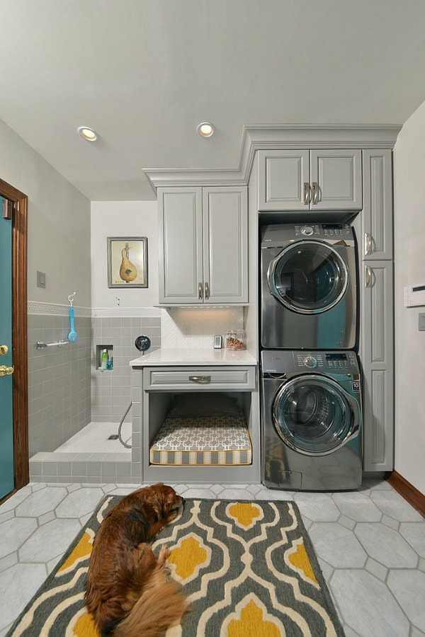 creative laundry room ideas for your home 20 ways to get on paint for laundry room floor ideas images id=29109