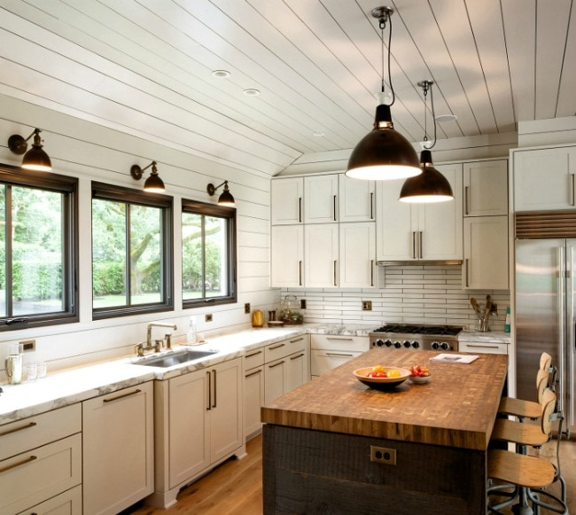 Modern Farmhouse Interior Design: Modern Farmhouse Kitchens For Gorgeous Fixer Upper Style
