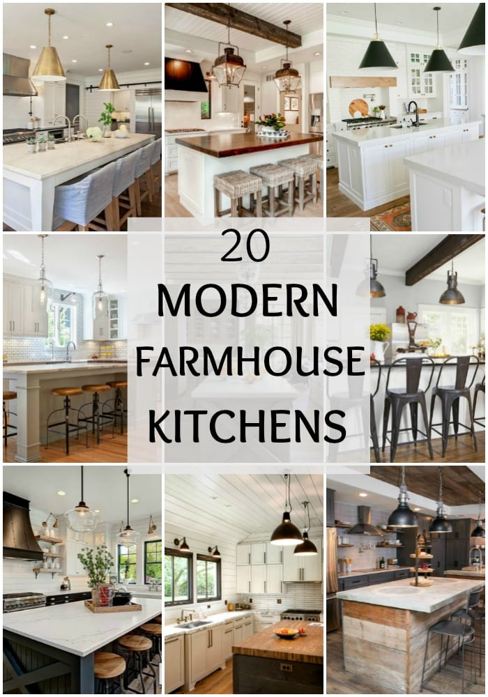 Joanna Gaines Farmhouse Kitchen Kitchen Design Ideas