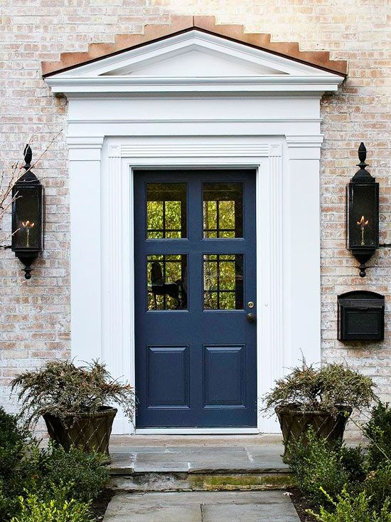 Wondrous Front Door Paint Colors To Create Gorgeous Curb Appeal Interior Design Ideas Gentotryabchikinfo