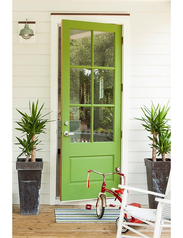 Front Door Paint Colors to Create Gorgeous Curb Appeal on Door Color Ideas  id=35864
