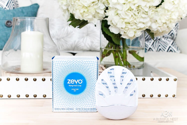 Keeping our home fresh and bug free this summer with Zevo! #ad #zevoinsect #stickwithzevo