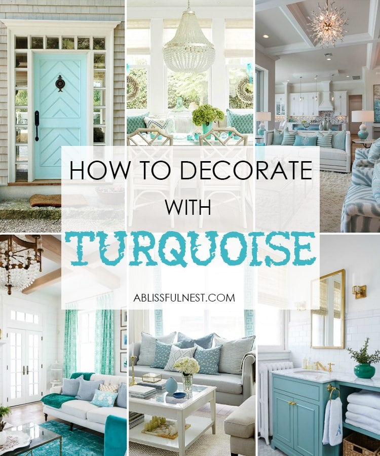 how to decorate with turquoise the best turquoise paint colors