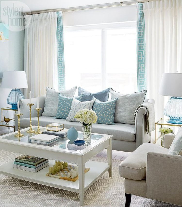 How To Decorate With Turquoise