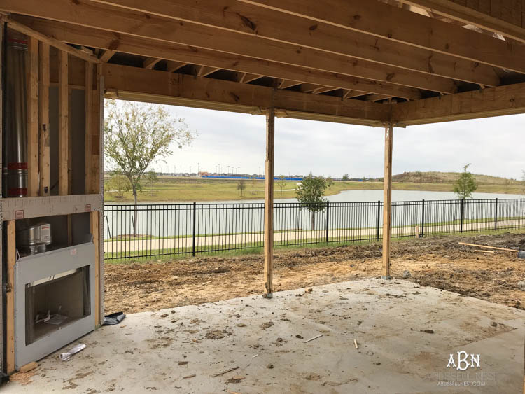 Love following along on the updates on this lake house being built! #lakehouse #newconstruction #homedecor #homebuilding