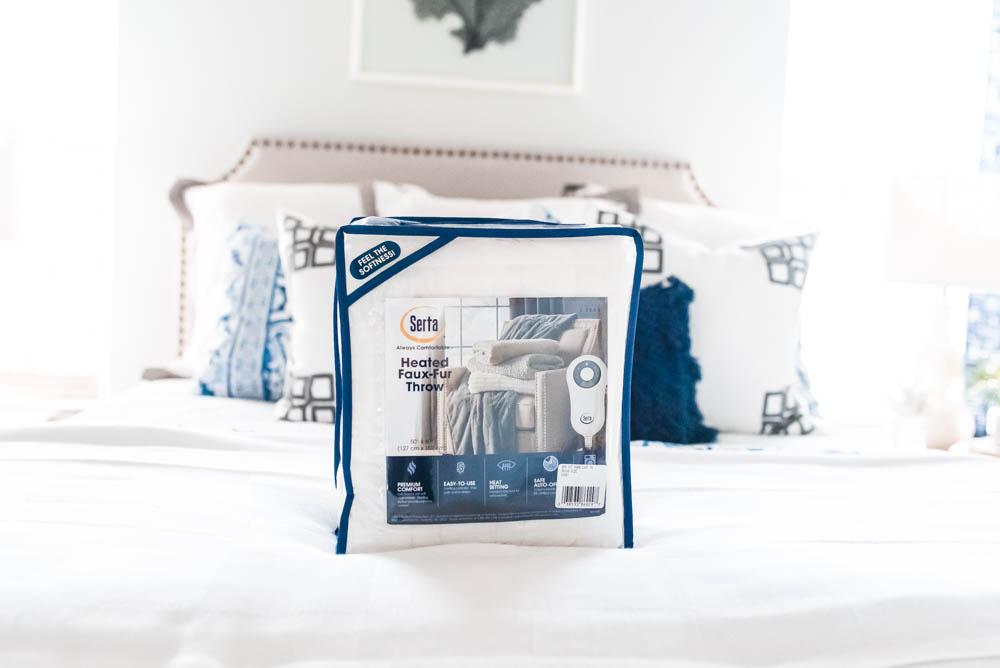 Grab my list of bedroom basics and shop the huge White Sale at Kohl's. #ad #KohlsHomeSale