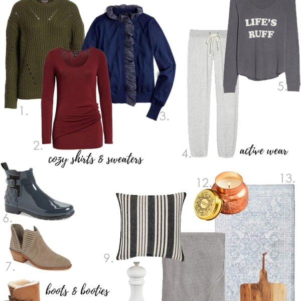 My must-have items from the HUGE Nordstrom Fall Sale! #ad #Nordstrom
