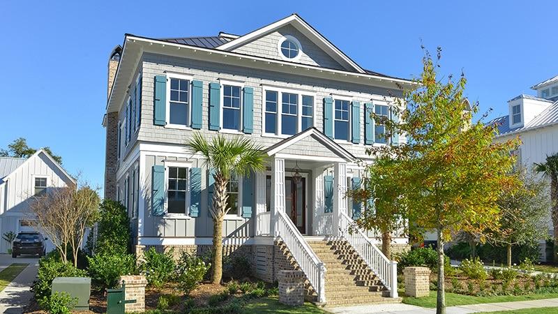 Coastal Home Style
