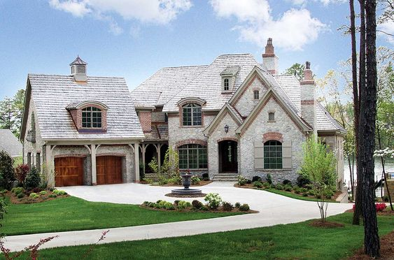 French Country Home Style