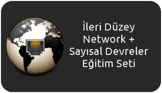 İleri Düzey Network ve Sayısal Devreler Eğitim Seti