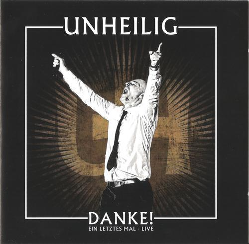 Unheilig - Danke! Ein Letztes Mal (Live) (2 CD) (2016)