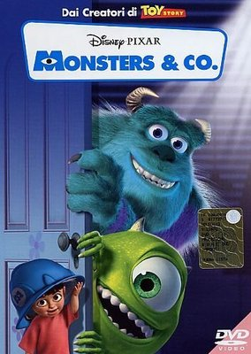 Monsters & Co. (2002).Avi Dvdrip Xvid Ac3 - ITA