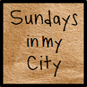 Aktionsbutton Sundays In My City von unknown mami com
