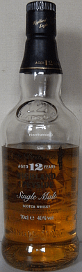 Ben Bracken 12 'Speyside' (Lidl 2011) Flasche