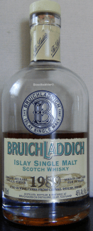 Bruichladdich 18 Vintage 1989 Carmel Cask