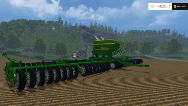 John Deere Multi Seeder 18L V1.5