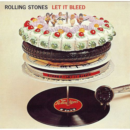 The Rolling Stones - Let It Bleed (1969) ( Japan Rmd 2006)