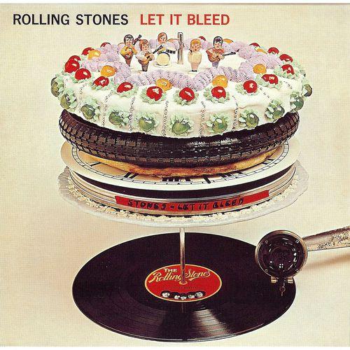 The Rolling Stones - Let It Bleed (1969) ( Japan Rmd 2006)