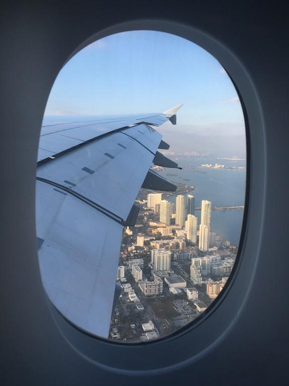 Landeanflug über Miami Beach Bild 2