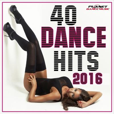 40 Dance Hits (2016) .mp3 - 320kbps