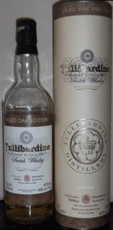 Tullibardine Aged oak edition Flasche
