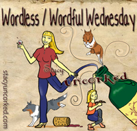Projektbutteon wordless wordfull wednesday by tc-twistedfairytale auf blogspot