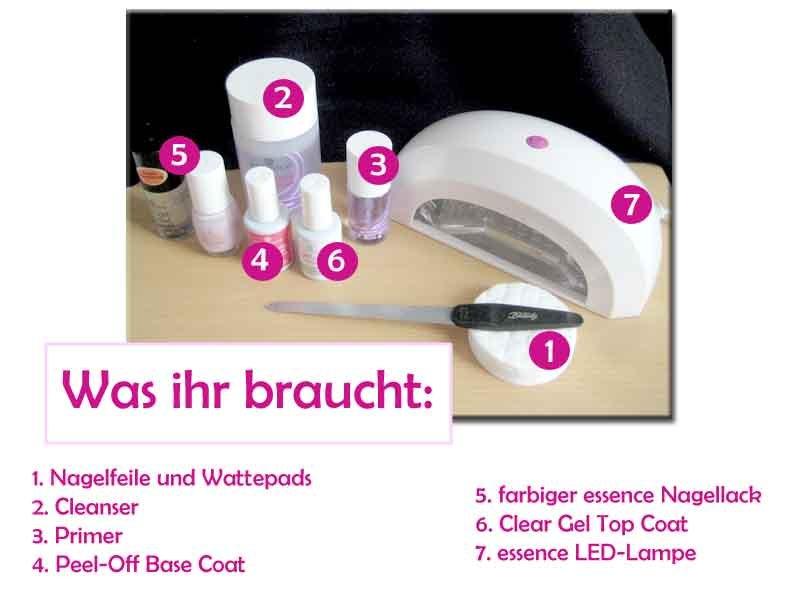 Gel Nails At Home Essence Ohne Primer Nail Art Ideas