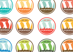 wordpress charleston logo colors