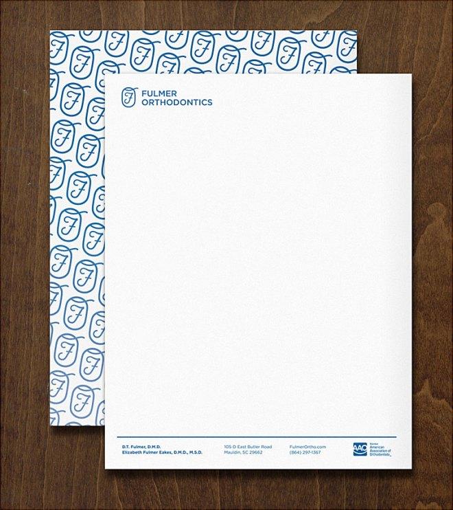 orthodontist letterhead