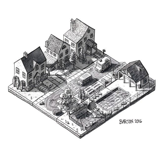 neighborhood isometric
