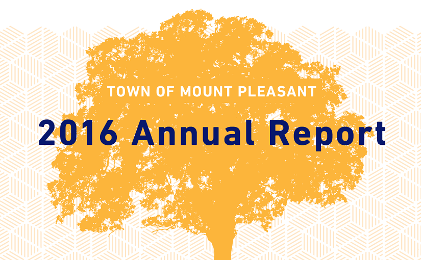 Mount Pleasant Annual Report