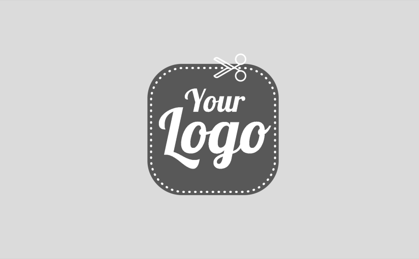 cutting out logo icon