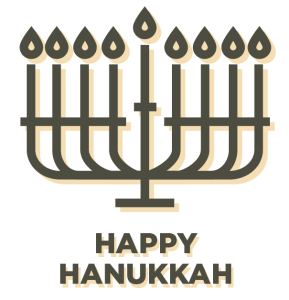 hanukkah candle graphics