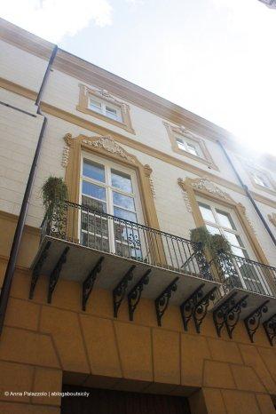 Palazzo nobiliare alla Kalsa a Palermo