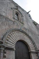 Very old front door